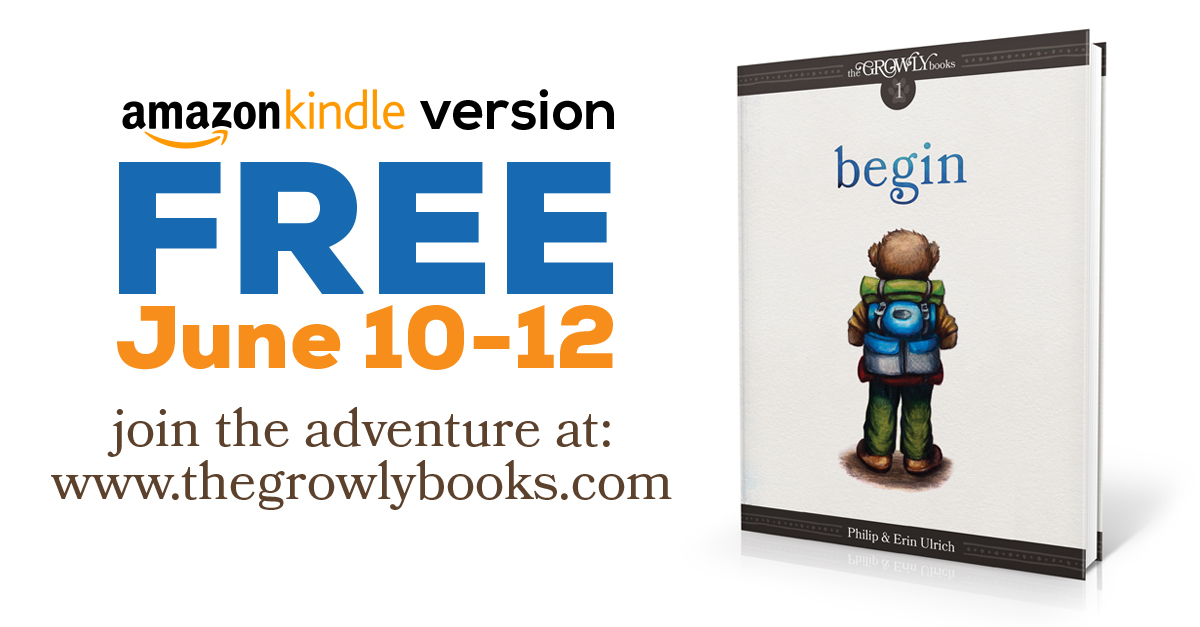 The Growly Books: Begin FREE for Kindle